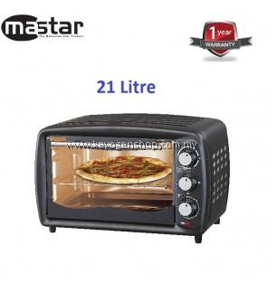 Mastar MAS-21(PR) 21L Electric Oven-1 Year WRTY