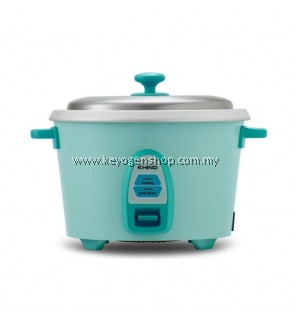 Khind Rice Cooker RC810N (1.0 Liter) - Tiffany Blue