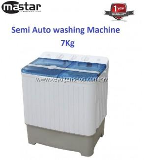 Mastar MAS-707SWM 7KG Semi Auto Washing Machine-1 Year WRTY