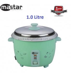Mastar MAS-10NRC - 1L Rice Cooker-1 Year WRTY