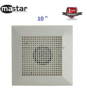 Free shipping Mastar MAS-12-14-D2 (A) 10'' Ceiling Exhaust Fan-1Yr WTY