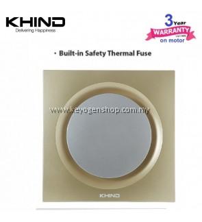 Khind Ventilation fan VF102 - 10' fan blade - stylish design - fused