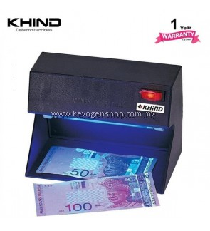 ( Flash Sale ) KHIND Money Detector MD401- check fake Counterfeit Currency Detector