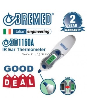 Free Shipping Italy - Bremed - Multi-function Infrared Ear Baby kids Thermometer #MYCYBERSALE
