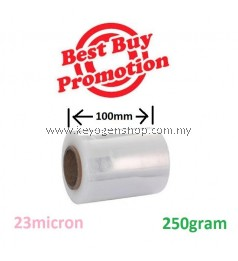 Baby mini stretch film 100mm promotion ( 1 to 120 rolls ) wrap packing