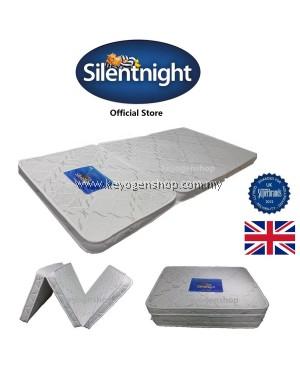 Free Shipping Genuine Silentnight (UK brand) foldable mattress tilam #MYCYBERSALE