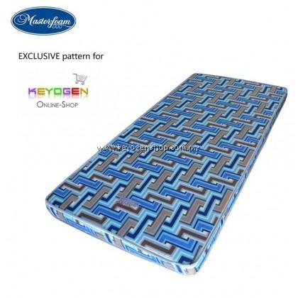 Masterfoam 3.5' Single Foam Mattress 5 years manufacturer warranty
