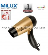 Free shipping Milux Soho Hair Dryer MHD-5901 - 1 year Warranty #MYCYBERSALE