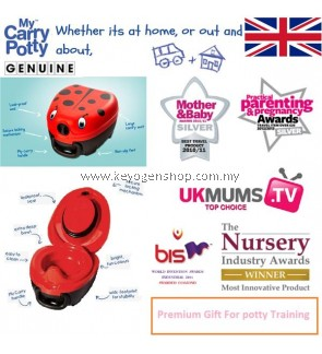 Free shipping My Carry Potty ( UK Brand ) potty training kid portable toilet #MYCYBERSALE