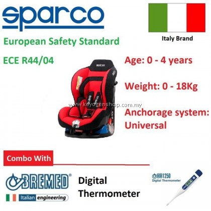 Free shipping Sparco ( italy ) F500k convertible baby car seat #MYCYBERSALE