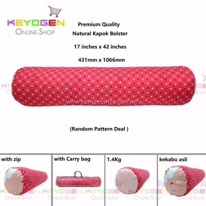 FREE SHIPPING Keyogen Premium Quality 100% Natural Kapok Bolster #MYCYBERSALE