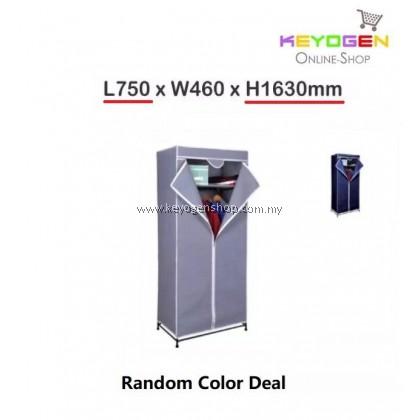 ( flash sale )Keyogen Garment Non Woven Fabric Storage Wardrobe( Color Box) #MYCYBERSALE