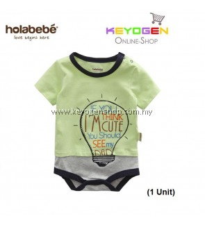 Holabebe Baby Romper If You Think I'm Cute R614 (3-6 months)