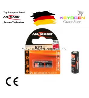 Ansmann Alkaline Battery A23 / LR23- GERMAN TECHNOLOGY (5015182)