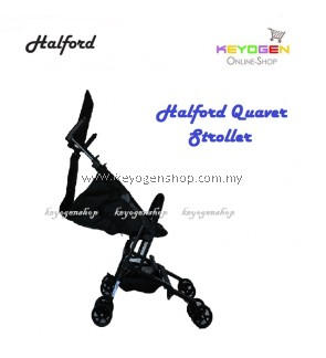 FREE DELIVERY - NEW! Halford Quaver HF-216 Stroller - Lightweight and Compact Stroller