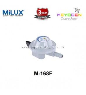 Milux Gas Regulator M-168F (Low Pressure) -3 years warranty