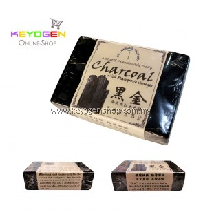 Natural Handmade Soap Charcoal with Mangrove Wood Vinegar #MYCYBERSALE