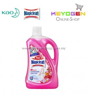 Floor Magiclean Cleaner Floral Bliss 2 Liters (1 Unit)
