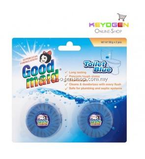 Goodmaid Toilet Blue Blister 2pcs x 50g