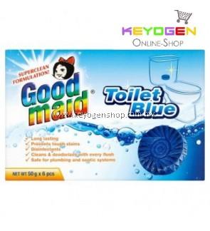 Goodmaid Toilet Blue Blister 6pcs x 50g- Box 6's