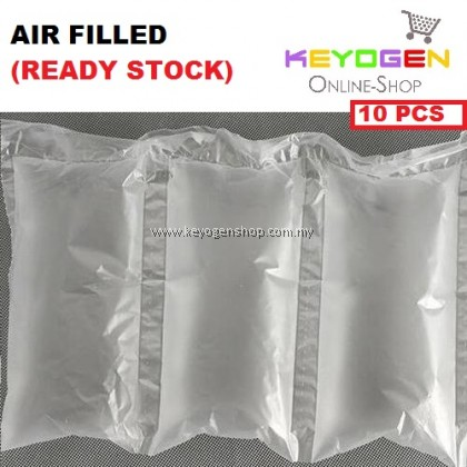 (SELF COLLECT) Keyogen (10 pcs) Filled Air Cushion Air Bubble Bag Shockproof protection Size 10x20cm
