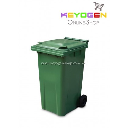 (self colect) 240 Liter Plastic Mobile Garbage Bin - Comply MPK requirement